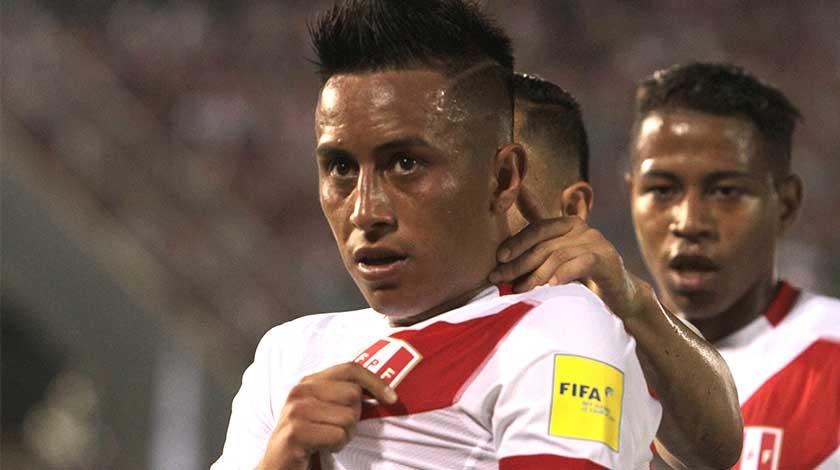 Perú ante Paraguay