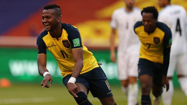 Ecuador vs Uruguay