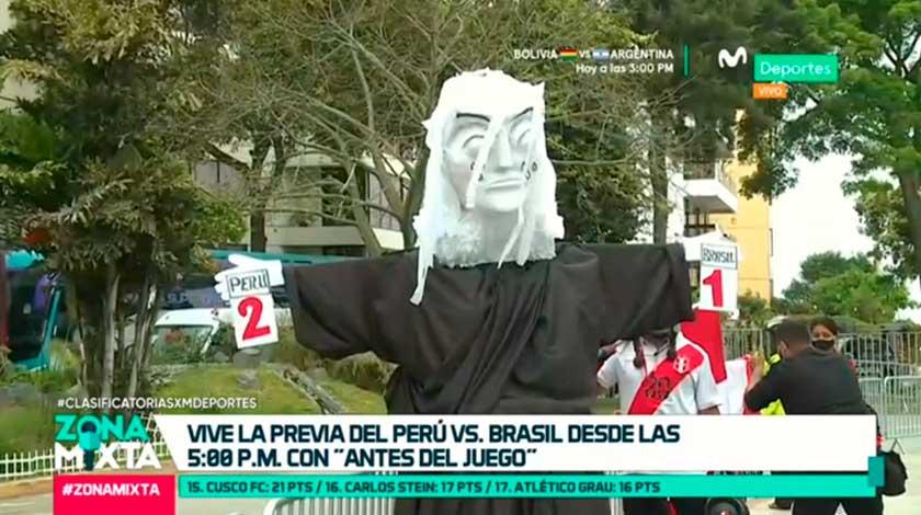 Previa Perú vs Brasil