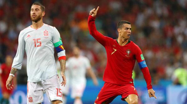 Portugal vs. España