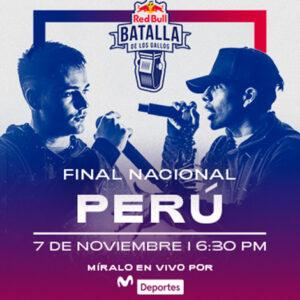 Red Bull Perú