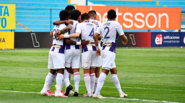 Alianza Lima vs Melgar