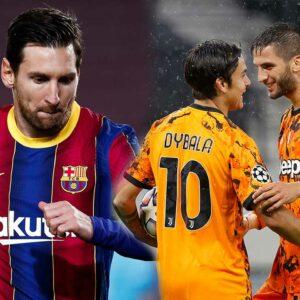 Barcelona y Juventus