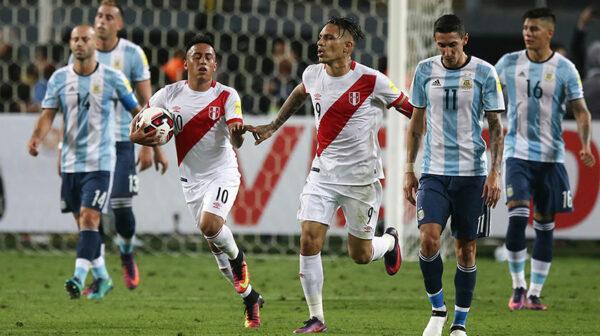 Peru vs Arg