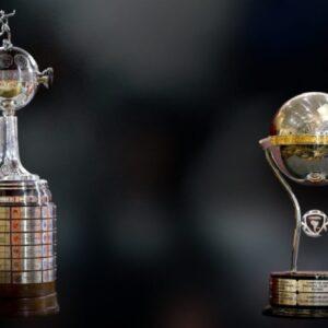 Libertadores y sudamericana