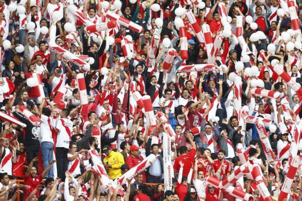 Copa América - Hinchada