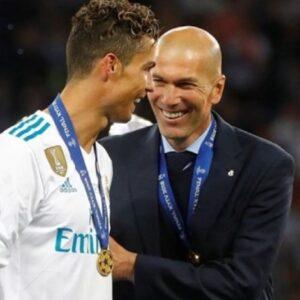 Zidane cr7