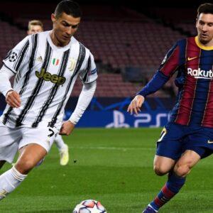 Messi cr7