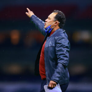 Juan Reynoso con Cruz Azul