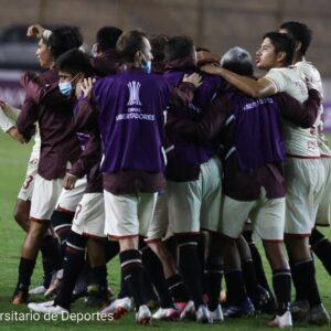 Universitario de Deportes triunfo
